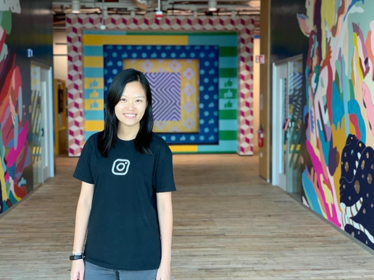Esther Goh, a Partner Engineer in Facebook's Media Partnerships team in Singapore