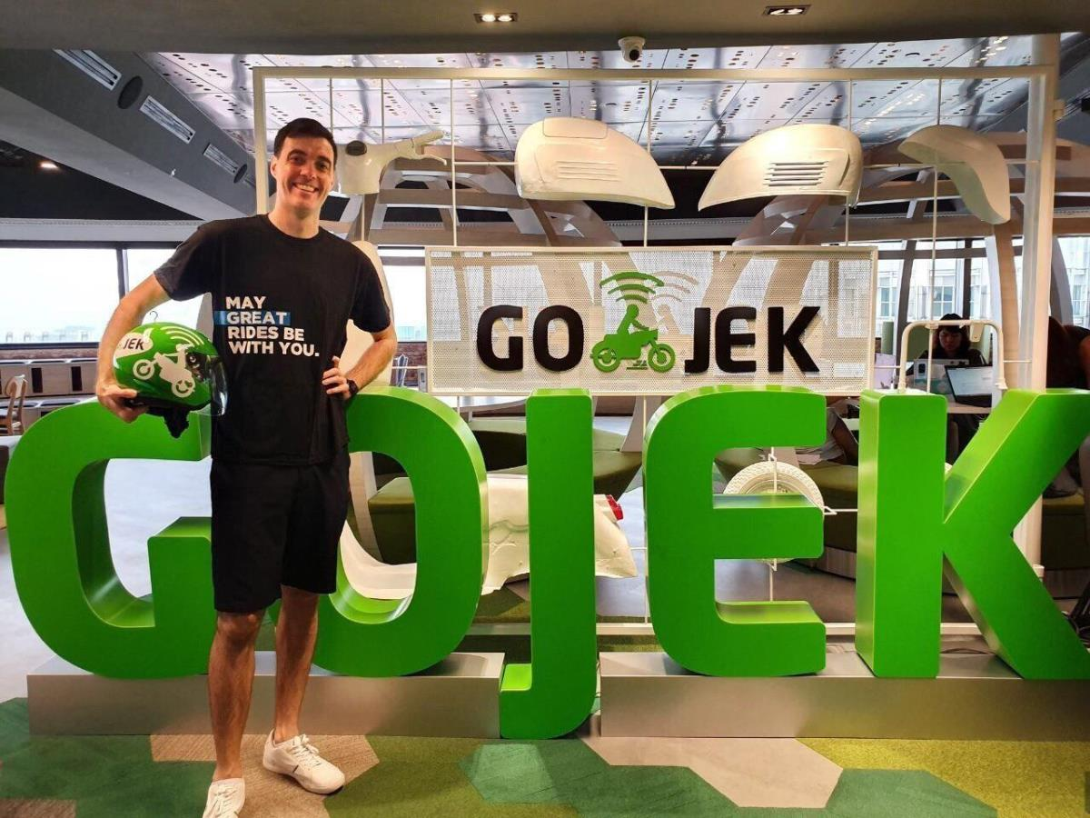 Michal Polanowski is the head of Gojek's Data Science Financial Services team.