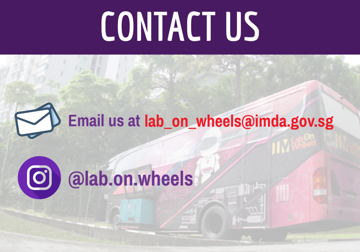 Contact Lab on Wheels