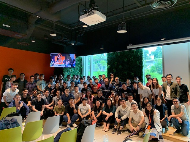 iPREP Company Visit to Shopee – 5 Dec 2018