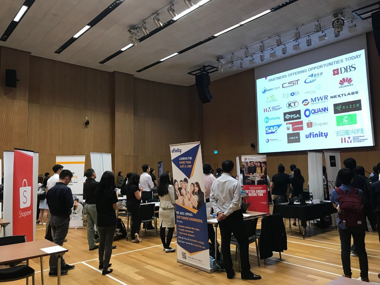 iPREP Networking Event with Companies – Nov 2017 (1)