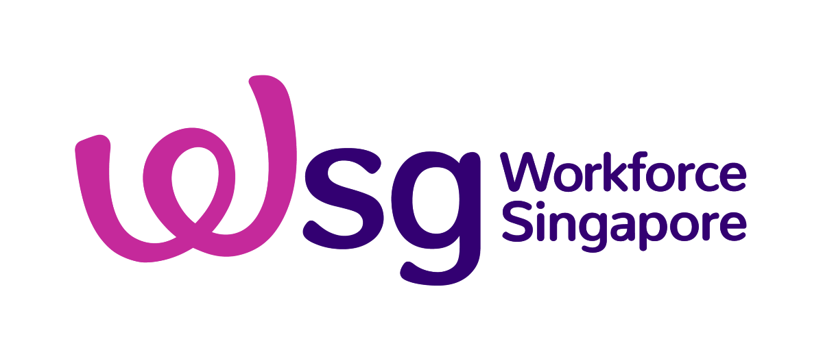 Workforce Singapore (WSG) logo