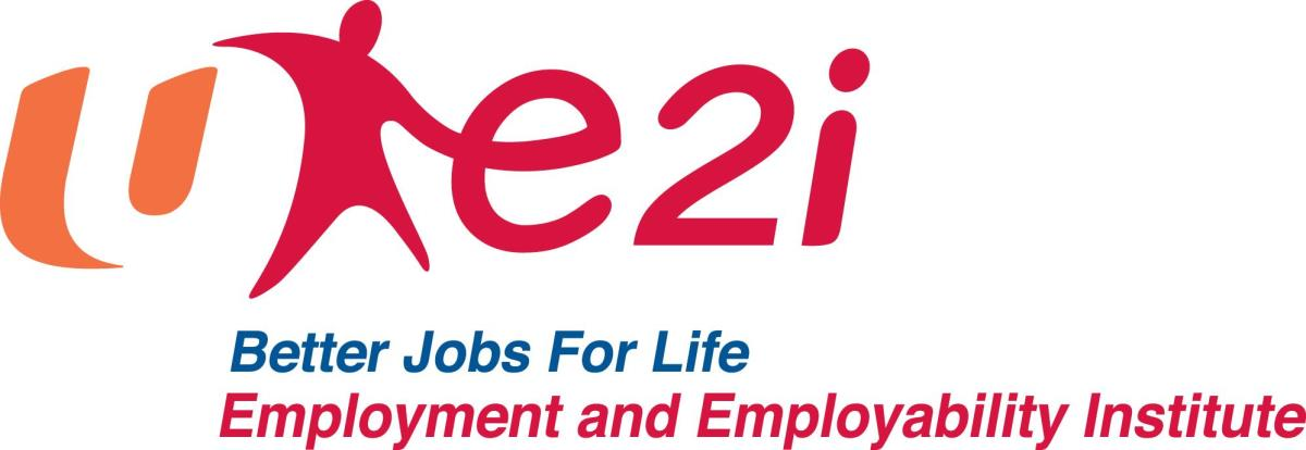 Employment and Employability Institute (e2i) logo