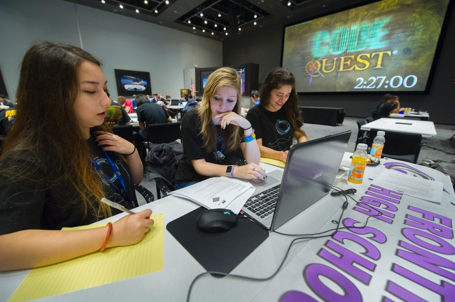 Register for Code Quest