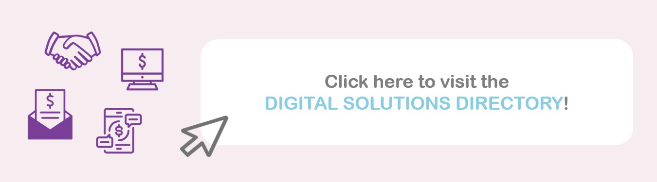 Digital Solutions Directory Banner
