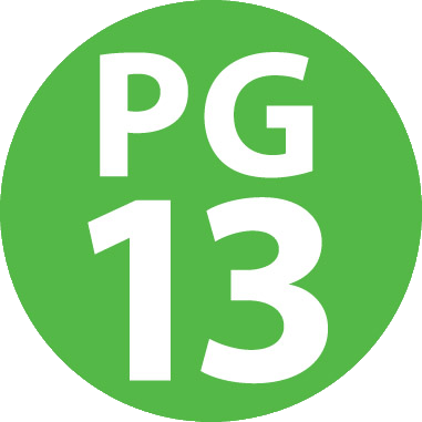 PG13 Rating