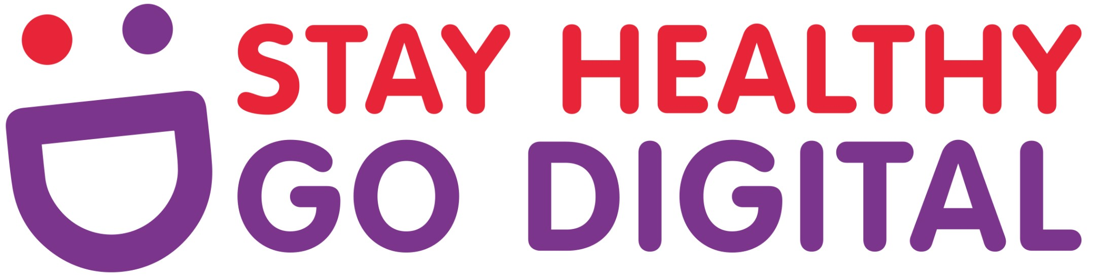 Stay Healthy Go Digital Logo