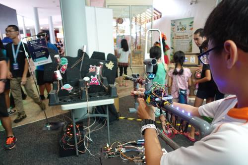 Digital Maker Carnival Play zone
