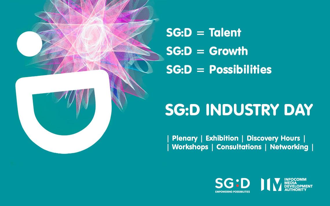 Sg D Industry Day Programme Infocomm Media Development Authority