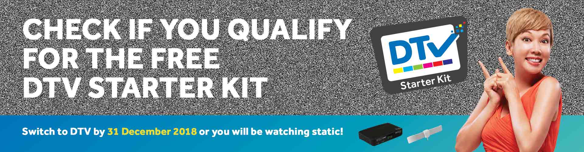 Digital TV (DTV) Starter Kit
