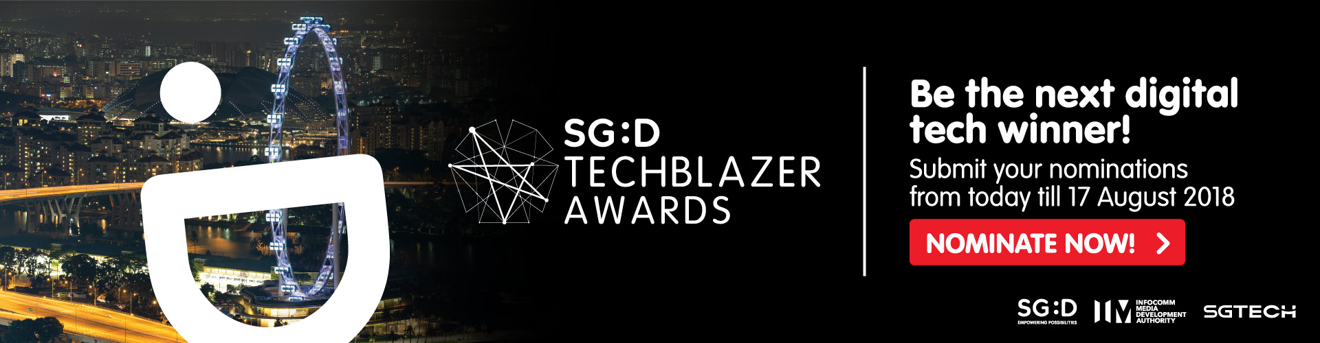 Techblazer awards