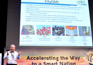 Simulacrum City Singapore - Infocomm Media Development Authority