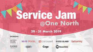 service jam at one north teaser img