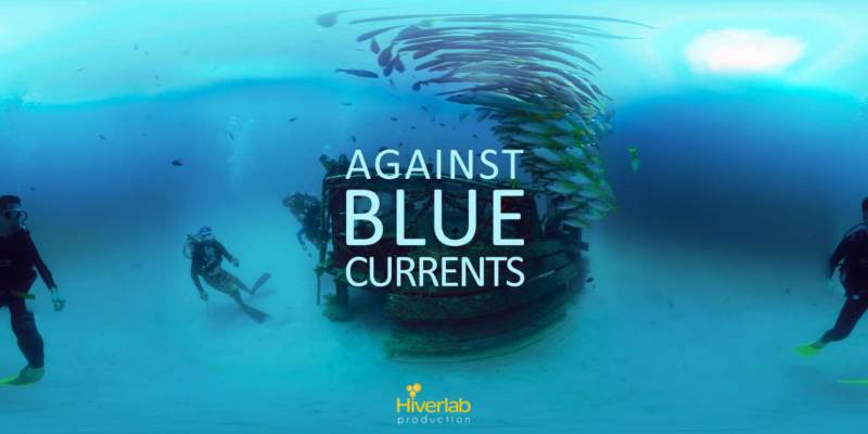 VR - Against Blue Currents