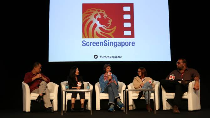 ScreenSingapore conference