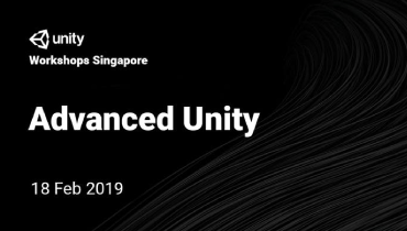 Advanced Unity, Unity, Teaser, IMDA, PIXEL