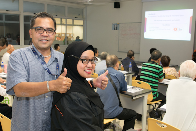 Silver Infocomm IT Classes Image 4
