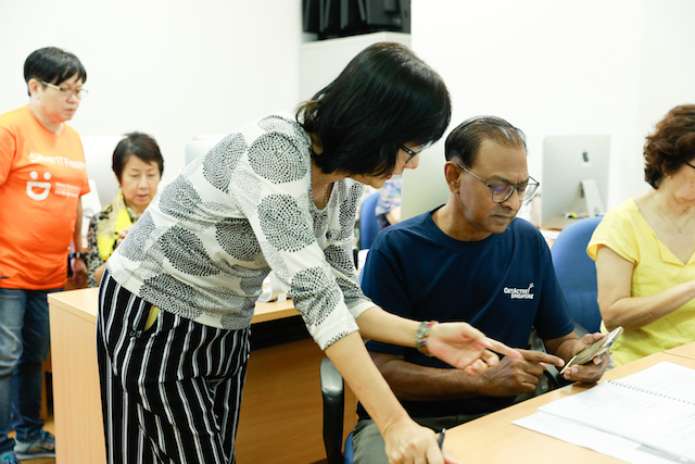 Silver Infocomm IT Classes Image 2